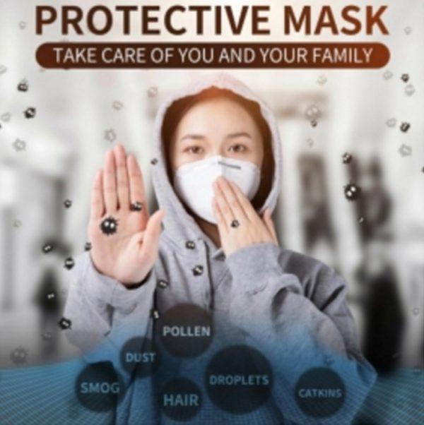 Zaščitna maska za obraz FFP2/KN95 - vrsta zaščite