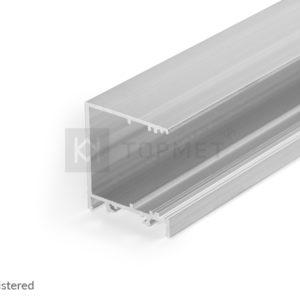 LED profil, VARIO30-03, alu-surovi, 2m