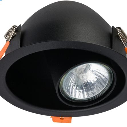 Notranja stropna svetila, DOT, 35W, black, Nowodvorski, IP20