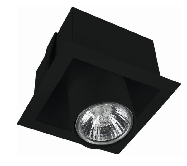 Notranja stropna svetila, EYE MOD 35W, black, Nowodvorski, IP20