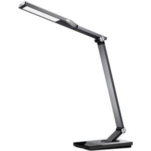 TaoTronics touch control Iron Gray LED namizna svetilka TT-DL63