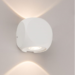 Zunanja stenska, ARGOS LED, 2W, 2xLED, IP54