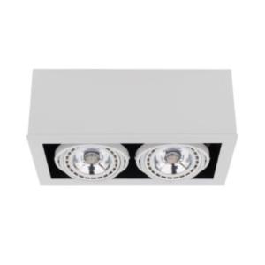 Notranja Stropna, BOX white II, 75W, IP20