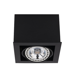 Notranja Stropna, BOX black I, 75W, IP20