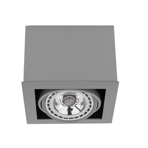 Notranja Stropna, BOX gray I, 75W, IP20