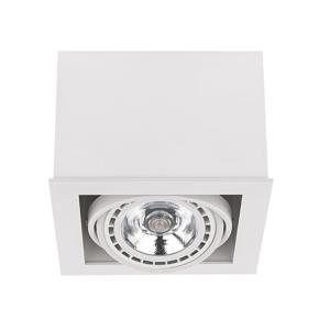 Notranja Stropna, BOX white I, 75W, IP20