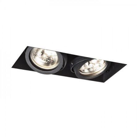 ELECTRA II  črna  12V G53 2x50W