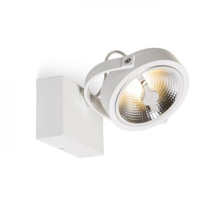 KELLY LED I stenska bela  230V LED 12W 24°  3000K