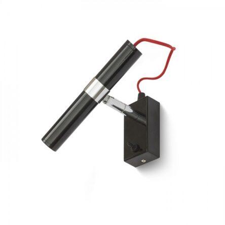 VIPER WL  črna krom 230V LED 3W 60°  3000K