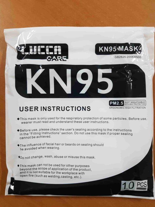 Higienska maska KN95