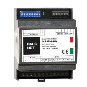 Zatemnilnik za LED trakove 1224