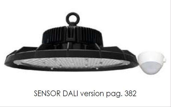 High Bay LED industrijska svetilka, vodotesna-prahotesna IP65, 150W