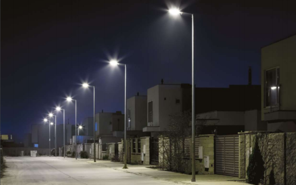 LED svetilka, ulična, TEC-MAR AIRON1, (35 - 50W)