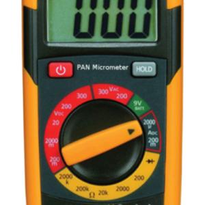 Multimeter, digitalni, PAN MICROMETER