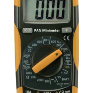 Multimeter, digitalni, PAN MINIMETER, zvočna signalizacija