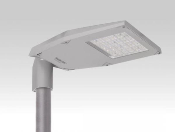 MIG cestna LED svetilka, vodotesna-prahotesna IP66, 36W
