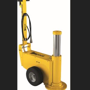 Dvigalke za rudnike in industrijo Paoli- DPLIFT M100/72, 100 t